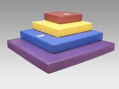 Stack Mats Foam Shape